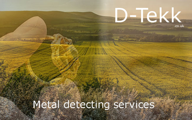 Dtekk metal detecting lost and found servives